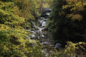 Chippewa Creek Gorge