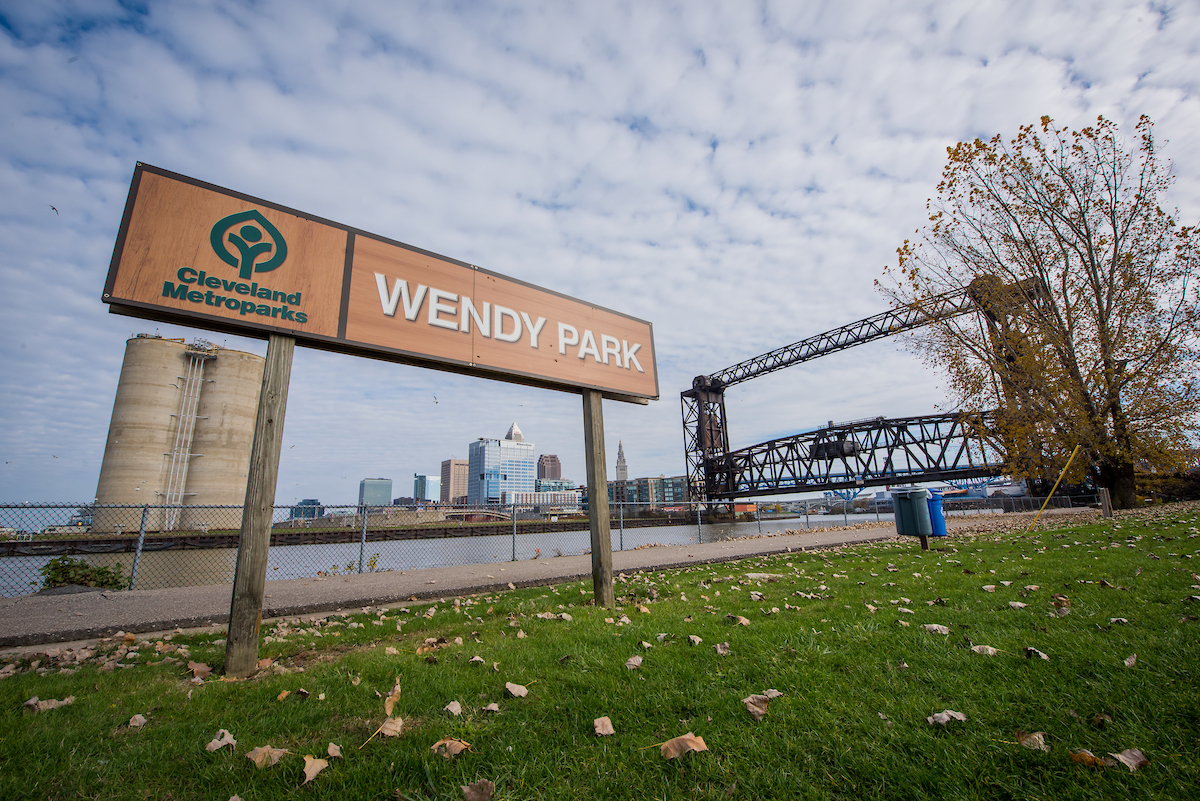Industrial sites at Wendy Park with Doug Kusak