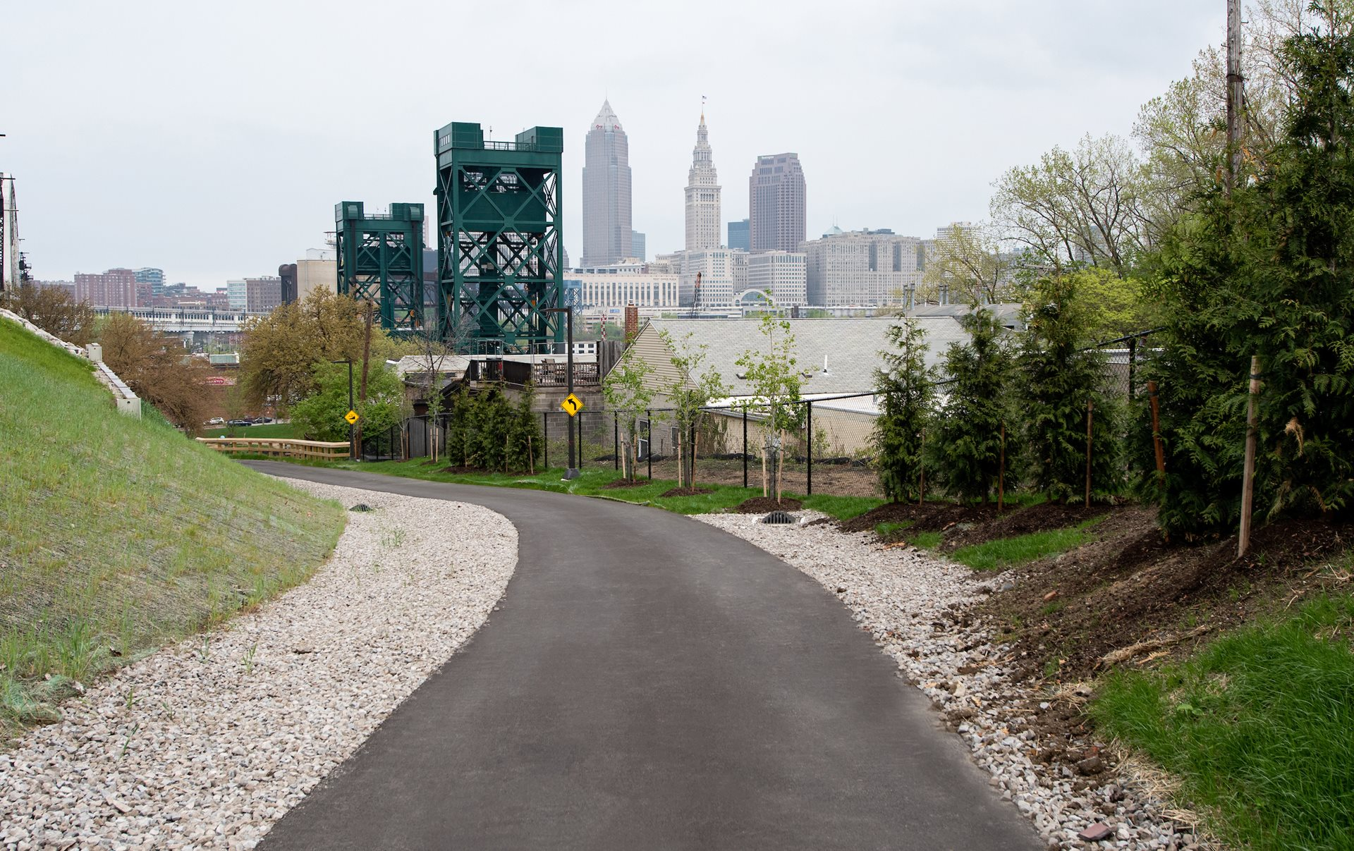 Cleveland Metroparks and Partners Announce the Opening of Red Line Greenway
