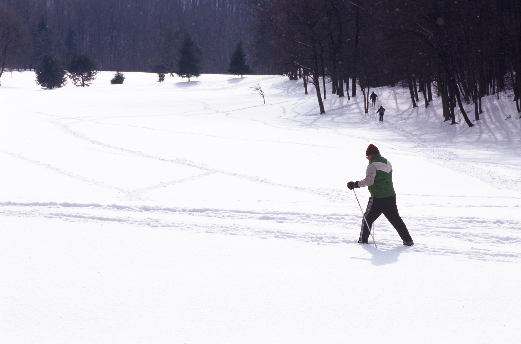 MAKE TRACKS TO CLEVELAND METROPARKS! WINTER RECREATION FUN HAS BEGUN