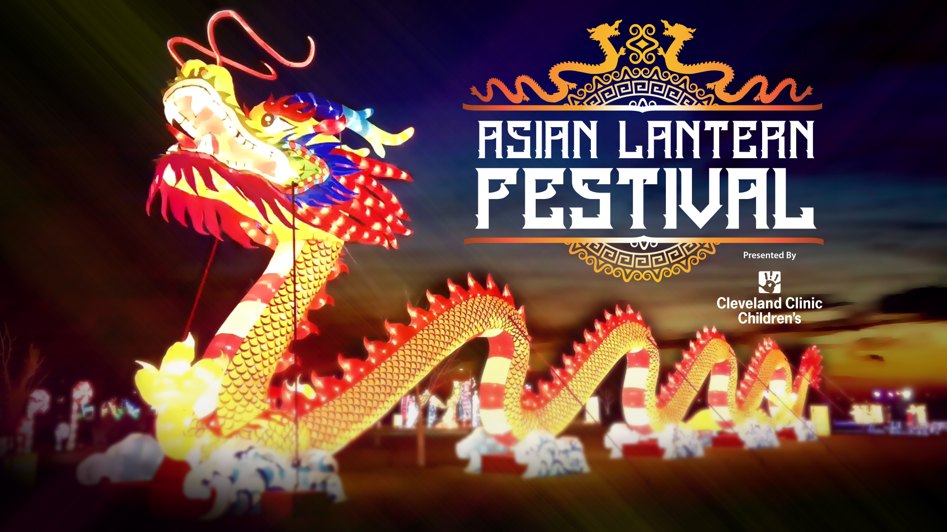 Cleveland Metroparks Zoo Transforms for Five-Week Asian Lantern Festival
