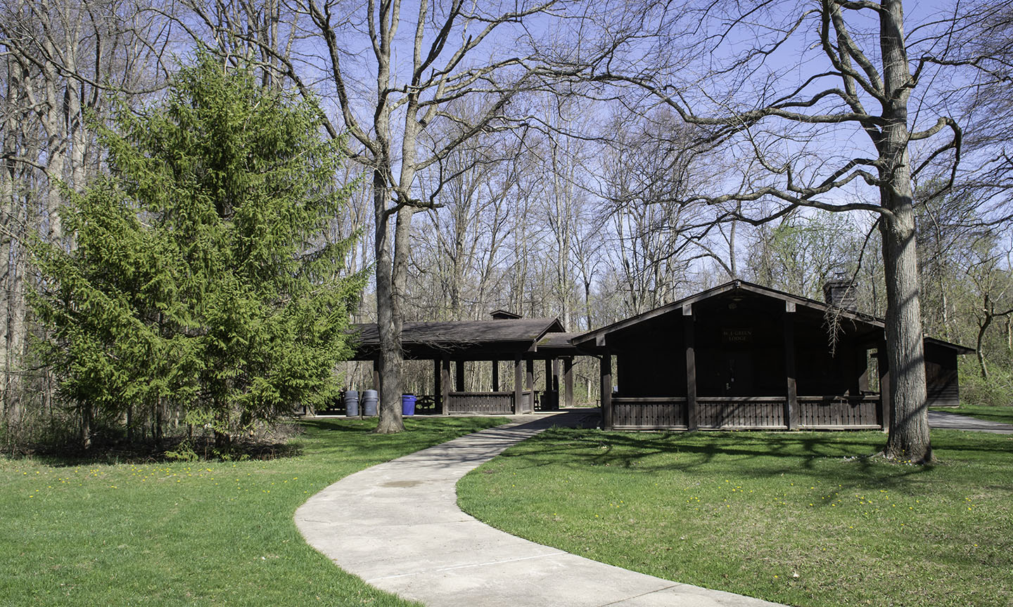 W.J. Green Picnic Area