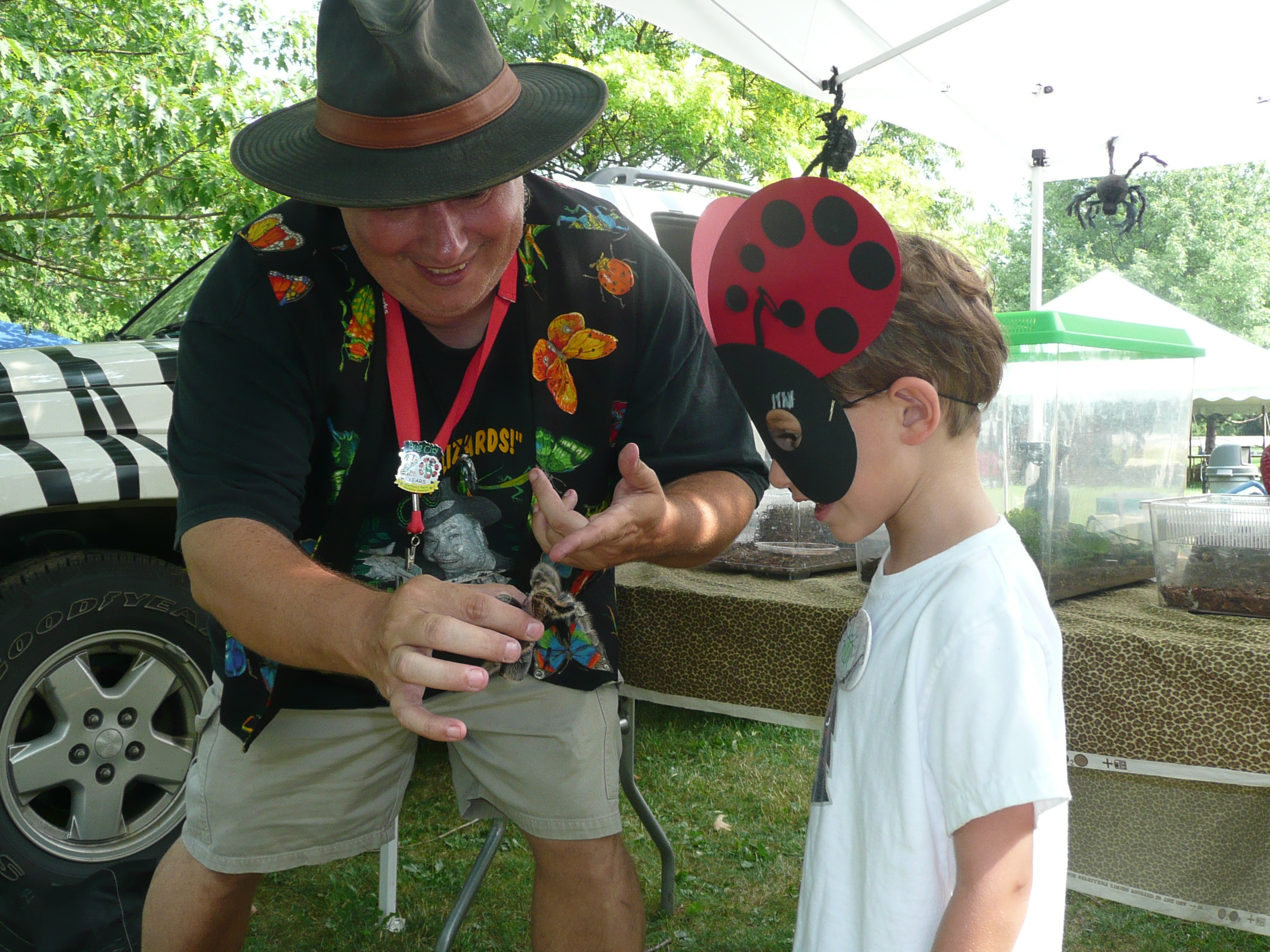 DISCOVER THE WORLD OF INSECTS AT CLEVELAND METROPARKS BUG CITY