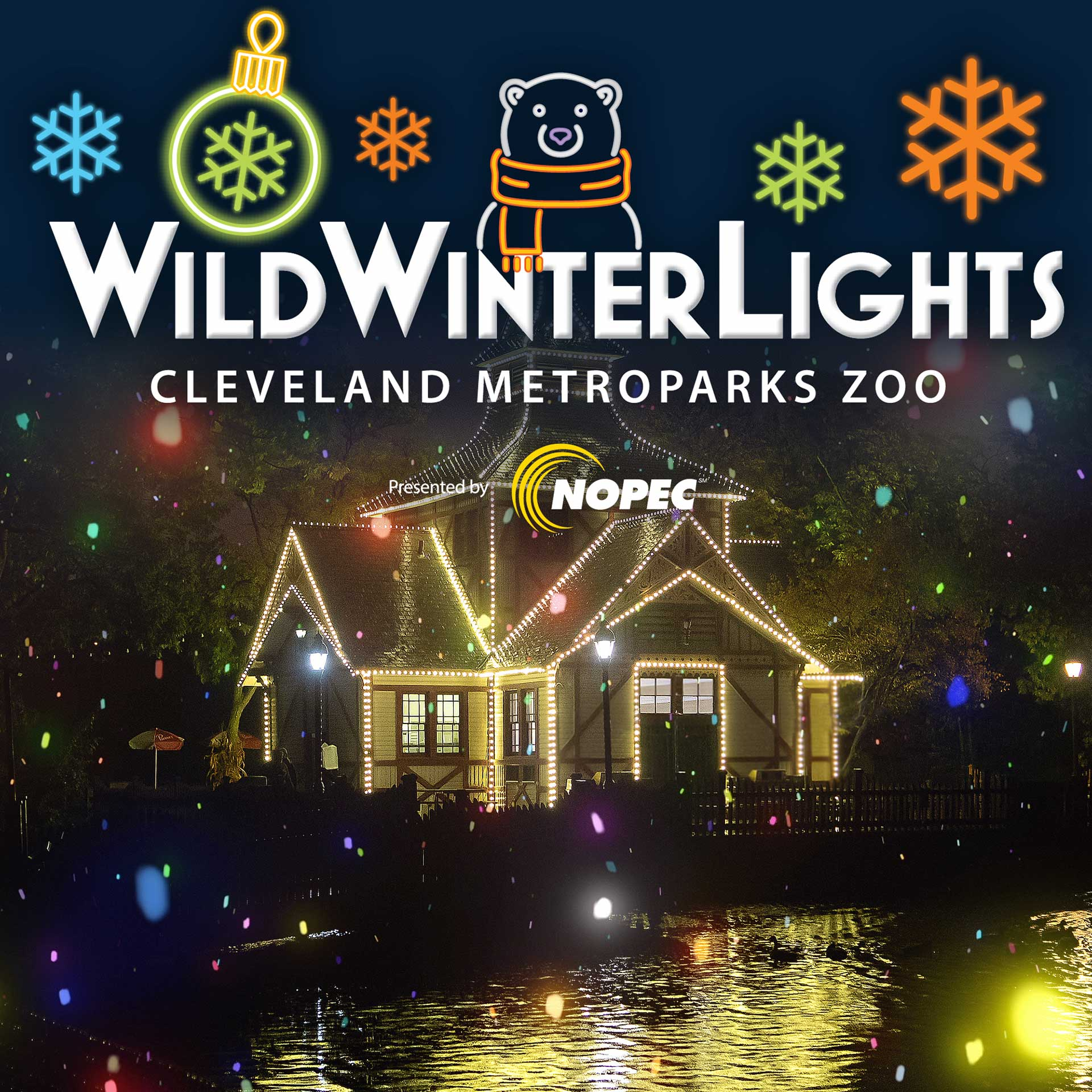 Zoo Lights 2020 Cleveland Christmas Cleveland Metroparks Zoo Announces Wild Winter Lights | Cleveland