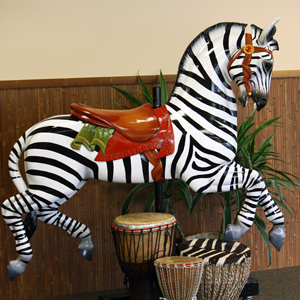 Cleveland Metroparks Zoo to build carousel ride for 2014