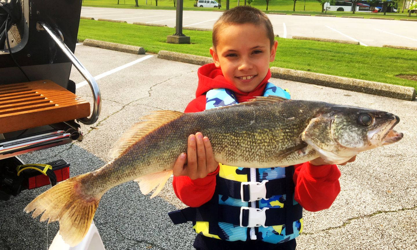 Lake Erie & Rocky River Fishing Reports | Cleveland Metroparks