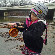 Rocky River Fishing Report - December 7, 2012
