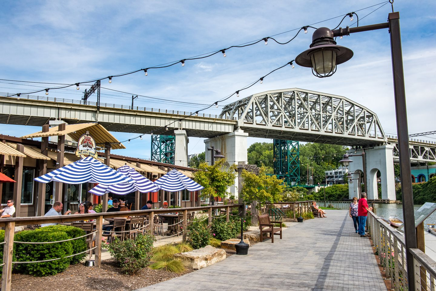 Cleveland Metroparks to Open Merwin's Wharf for Patio Dining