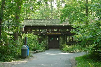 CELEBRATE CLEVELAND METROPARKS BRECKSVILLE NATURE CENTER