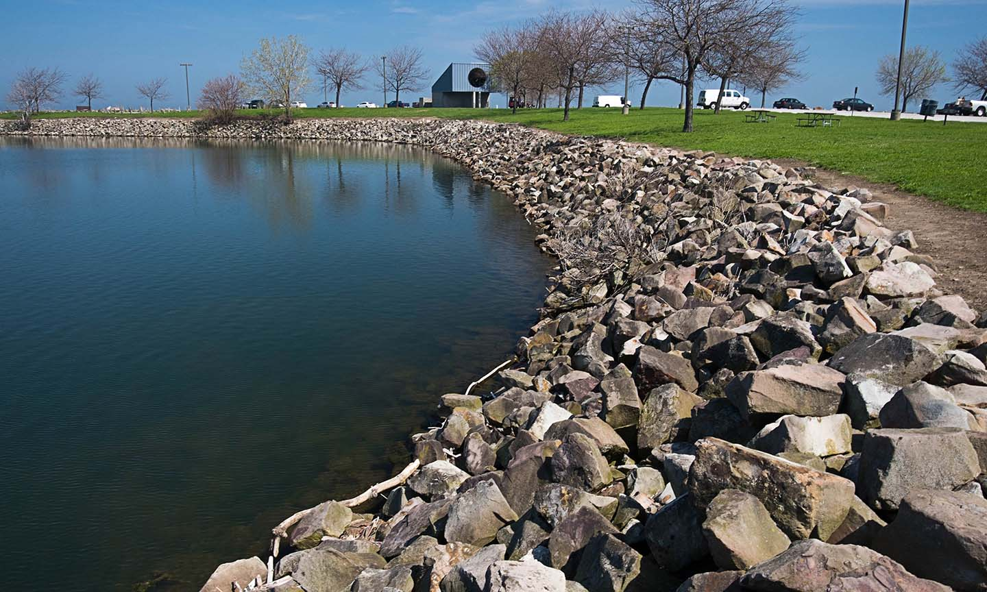 East 55th Marina Fishing Area