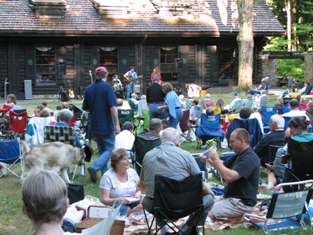 ENJOY THE SWEET SOUNDS OF SUMMER AT CLEVELAND METROPARKS LOOK ABOUT LODGE SUMMER CONCERT SERIES