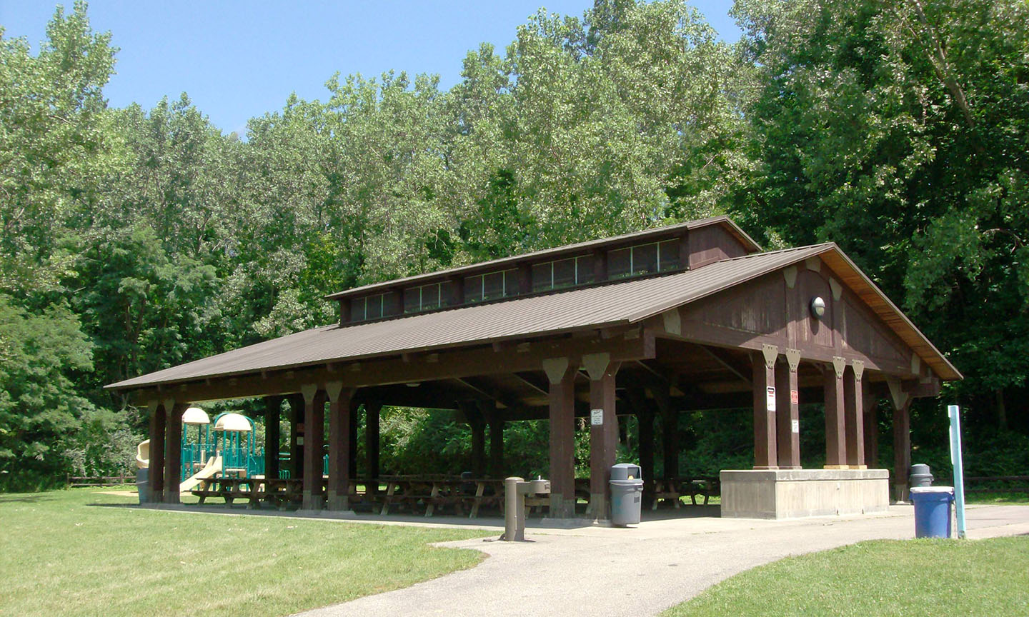 Morgan S Hollow Picnic Area Cleveland Metroparks