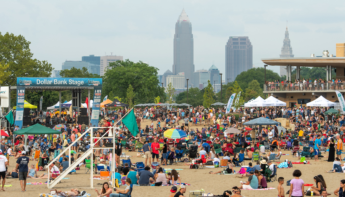 Cleveland Metroparks Announces Summer Live Entertainment Lineup