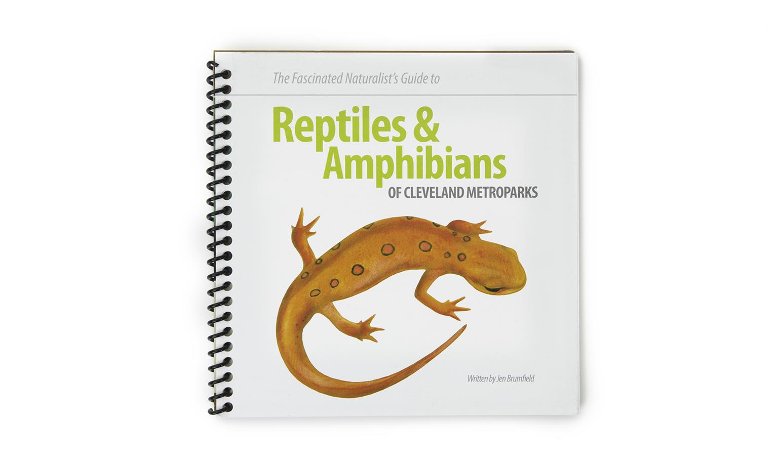 Reptiles & Amphibians of Cleveland Metroparks