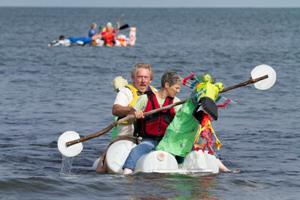GREAT LAKE ERIE BOAT FLOAT SETS SAIL SEPTEMBER 6 AT CLEVELAND METROPARKS EDGEWATER PARK