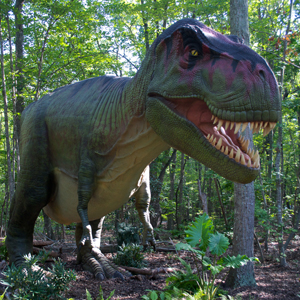 Dinosaurs! returns to Cleveland Metroparks Zoo for summer 2013