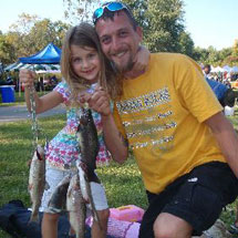 Rocky River Fishing Report - October 11, 2012