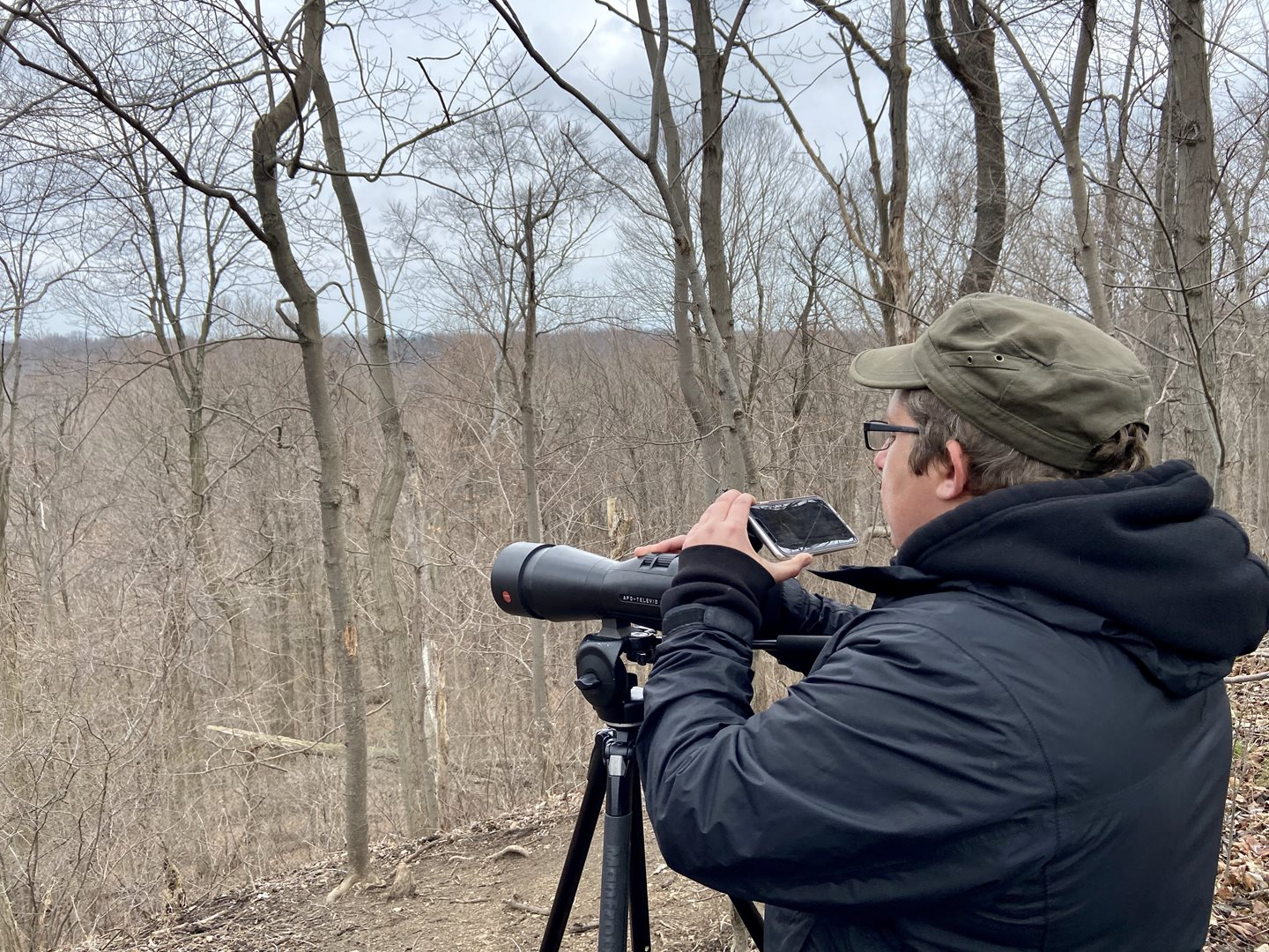 Birding with Jen Brumfield