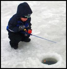 Ice Fishing Fundraiser Derby - Saturday February 14, 2015