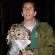 Finding Barred Owls