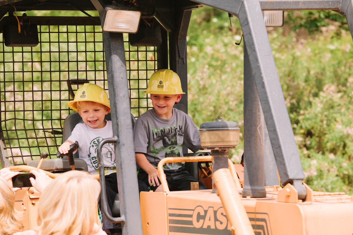 Start your engines at Cleveland Metroparks Touch-a-Truck