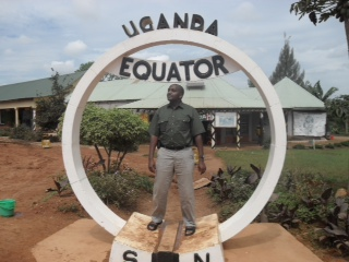 Ugandan wildlife officer is recipient of first-ever Steve H. Taylor Conservation Award