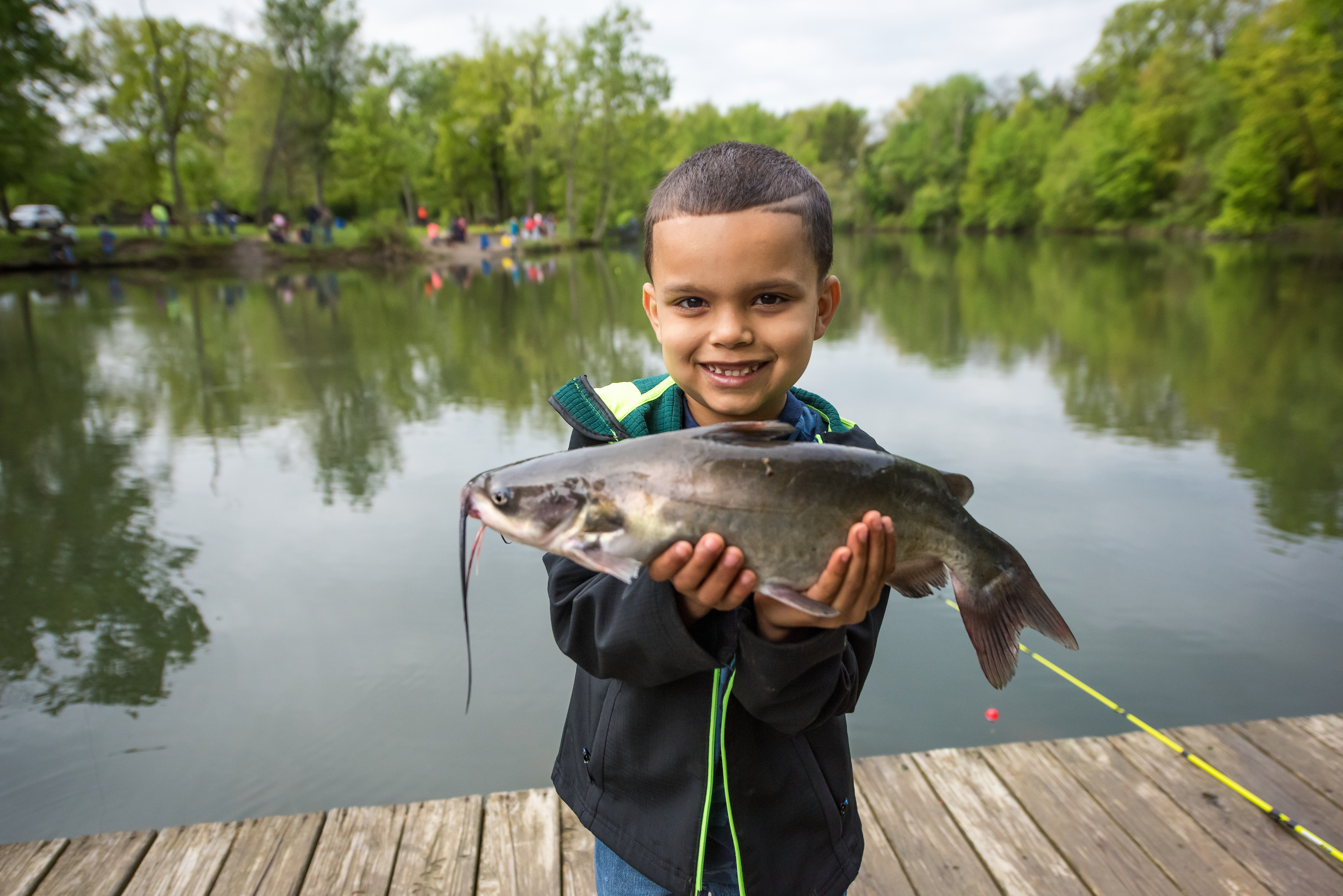 Family Fishing: Perfect for Social Distancing